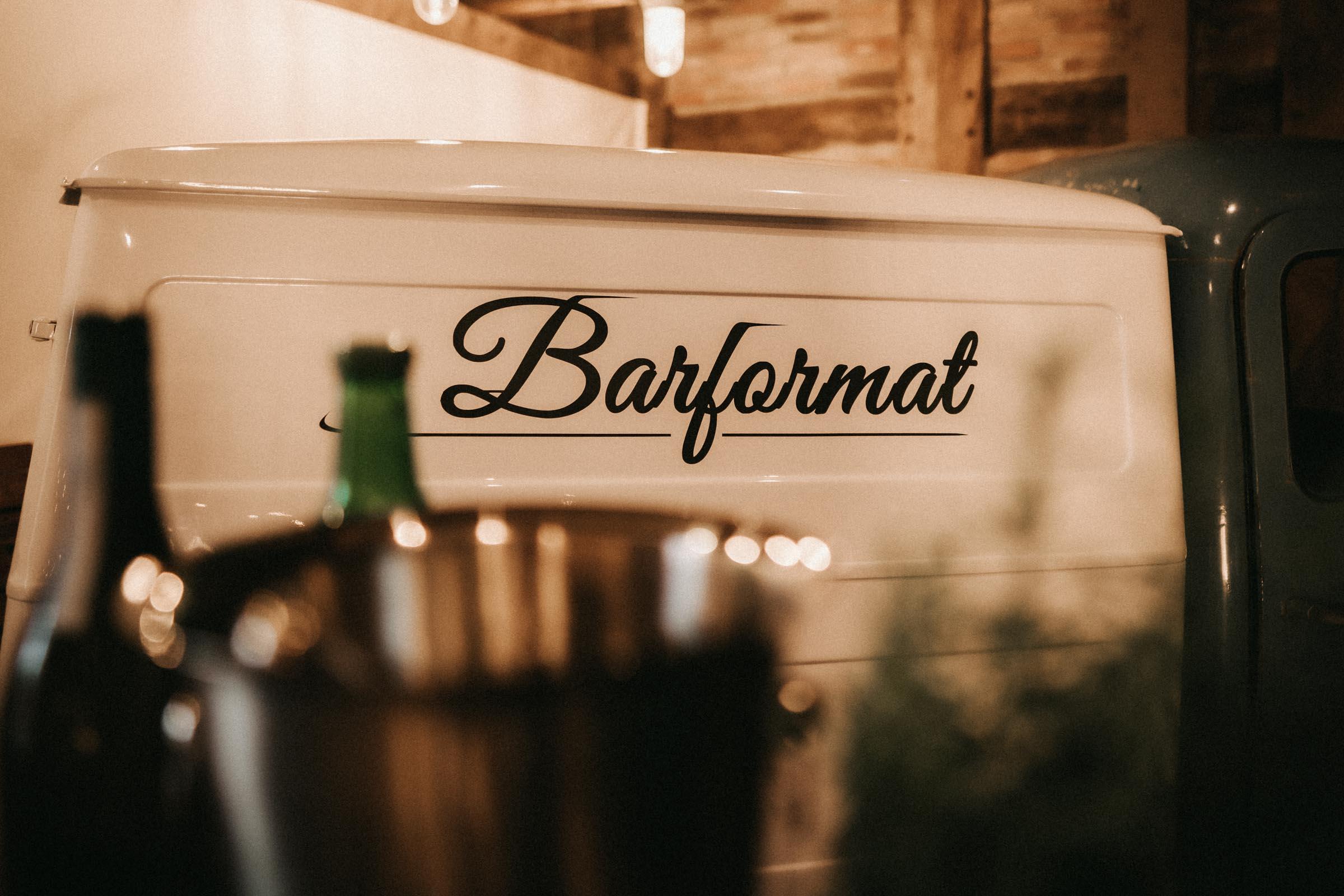 Barformat | Mobile | Bar | Hannover | Hamburg | Bremen | Braunschweig | Cocktailbar | Sektempfang | Bulli | Bar | Hochzeit | Cocktailservice | Standesamt | Barkeeper | Messen | Firmenfeiern | Catering | Food | Truck | Getränke | Ape | VW